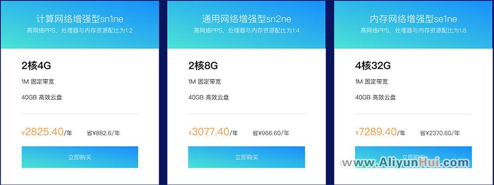 阿里云高性能云服务器网络增强/SSD/大数据/GPU异构优惠价格表-阿里云优惠券